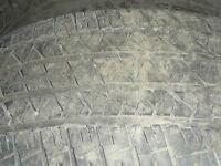 2 pneus d'été 215/60/16 Firestone FR710