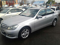 Mercedes-Benz C220 2.1CDI Blue F 7G-Tronic Plus CDI Executive Full leather