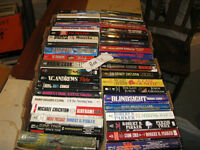 Box of approx 40 books $5 for the box BOX 1