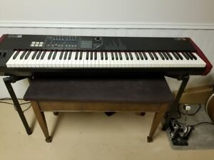 CME UF-8 Master Keyboard Weighted 88 Key Controller