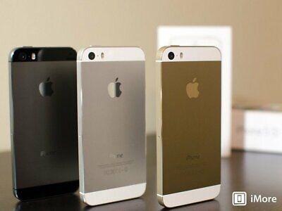 Apple iphone 5S 16GB Unlocked Smartphone - Grey / Silver / Gold