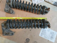 Coil over shocks and springs
