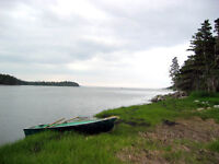 "Atlantic Bay ""Holland Harbour"" Eastern Shore, Nova Scotia"