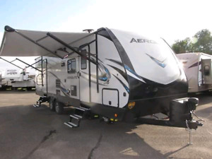 2019 Dutchman Aerolite 2923BH just 135bw oac!