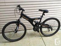 Raleigh Serengeti mountain bike 21 speed