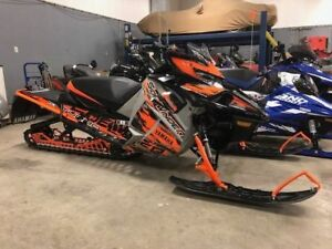DEMO and Used snowmobiles for sale