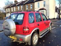 Cheapest Kia Sportage 2.0 2001 Excellent drive!