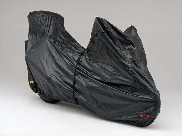 DAYTONA Black Cover 2 Standard for Top Case Equipped Vehicle HONDA Little Cub