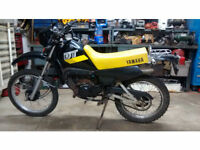 1990 DT 50 Street & Trail parts