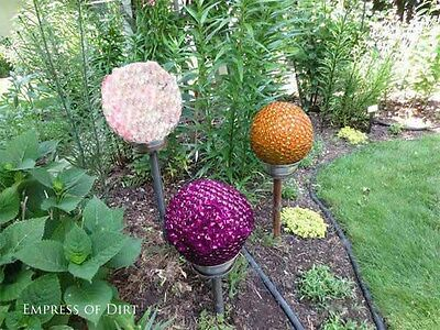 10 Frugal Easy Garden Art Projects eBay