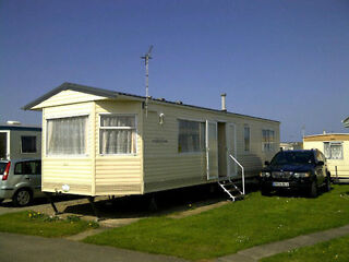 Innovative Caravan To Rent In Towyn North Wales