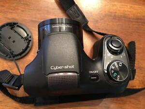 Sony DSC-H200 Cyber-shot Digital Camera - $125 (Langley)