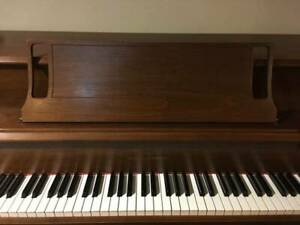 Willis Upright Piano