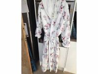 Ladies Dressing Gown M&S New