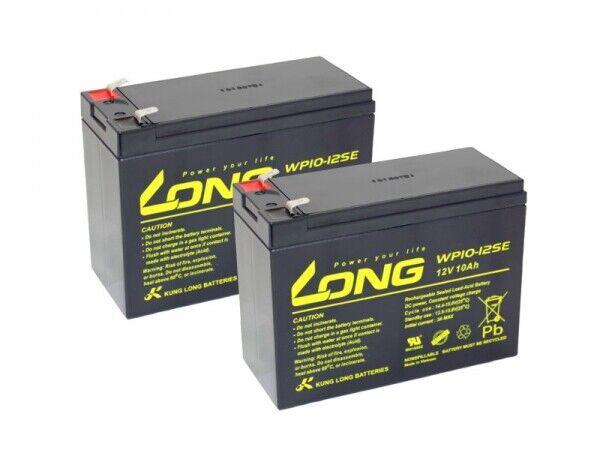Akkusatz kompatibel Elektro Schneeräumer Schneefräse ES230 AGM Blei wartungsfrei