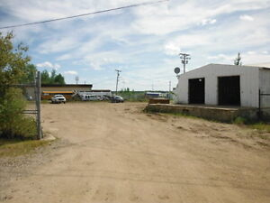 Commercial Property with Retail Space for Lease in Fort Nelson