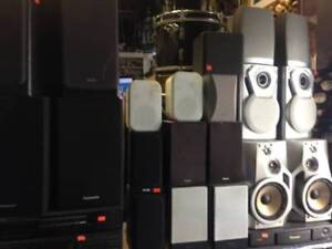 Speakers for sale $25+up over 100 Speakers !!!