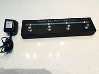 Voodoo Labs Pedal Switcher with AC