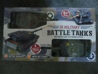 Radio Controlled Military Battle Tanks