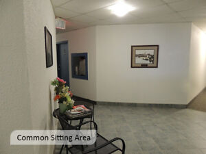 Mountjoy, Timmins Bachelor Apartment for Rent: Friendly building