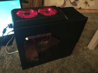 Fast Gaming PC 4K Ready - Windows 10 - Quad Core Desktop Computer