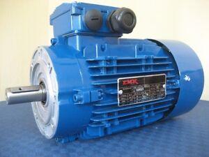 Drehstrommotor 0,75kW 3000/min Baugröße 71 prog. Bauform B14(105mm Flansch)