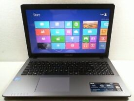 Limited Asus X550C 3rd Gen Core i5 1TB HDD 8GB RAM Windows 8 TouchScreen Laptop