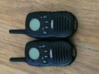 Walkie Talkies are still a great idea