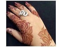 Excellent Arabic henna