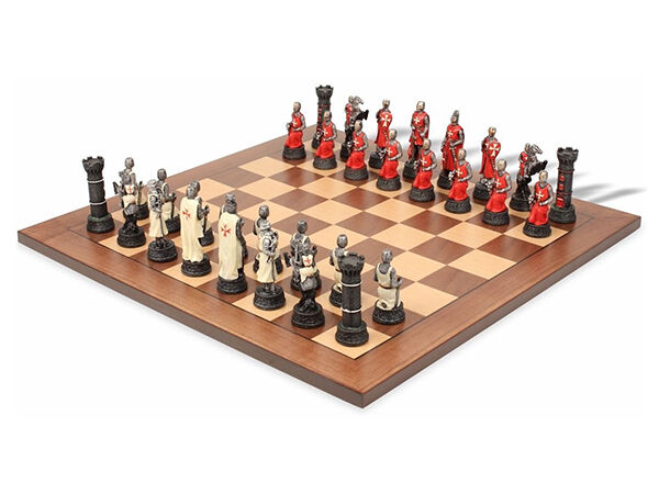 Your Guide To Choosing A Themed Chess Set Ebay