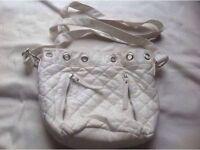 Atmosphere ladies shoulder bag used £2