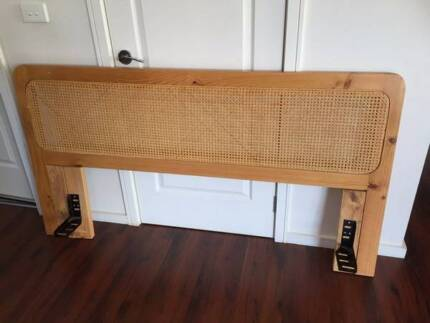 Queen/Double Size Bed Head - Immediate FREE Local Delivery Narre Warren South Casey Area Preview