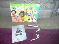 Leap frog tag pen reading system,