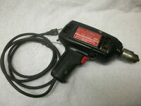 Craftsman 3/8' Portable Corded Electric Drill - Variable Speed