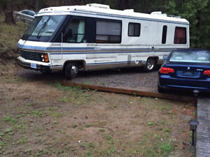 Parting Out 1987  Regency by Triple E motorhome