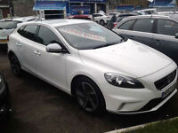 Volvo V40 D3 R DESIGN (HALF LEATHER+SAT NAV)