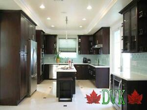 Kitchen cabinets - Absolute Charcoal Maple