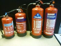 Fire Extinguishers From only £5