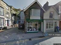 1 bedroom flat in High Street, Barmouth, LL42 (1 bed)