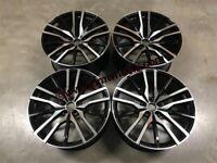 22″ Inch BMW X5 X6 742M Style Wheels 5x120 74.1 E70 E71 F15 F16 E53