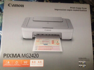 All in one Canon printer