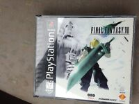 Final Fantasy 7 Black Label