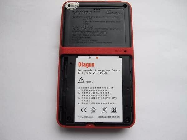 BRAND NEW X431 Diagun Battery For Sale*In Stock*