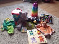 Great baby toy bundle