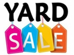 EASTERN PASSAGE 77 Briarwood Drive YARD SALE!!!