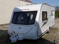 Elddis Rambler 15/2 SE 2 Berth Caravan End Washroom Motor Mover Fitted
