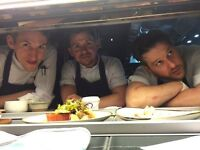 Sous Chef required for Percy & Founders