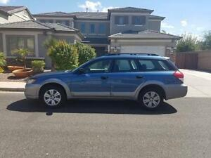 2008 Subaru Outback ALL WHEEL DR Wagon