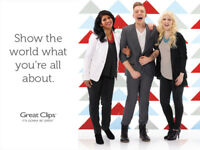 Hairstylists Wanted for New Great Clips Innisfil