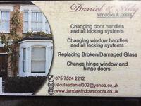 Daniel&Ady Repair doors and Windows